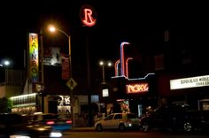 The Roxy, Los Angeles California