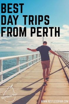 Day trip destinations for all around the south-west of Western Australia. Check it out! Travel Guides, Travel Tips, Travel Advice, Amazing Destinations, Travel Destinations, Australia Travel Guide, Western Australia, Visit Australia, New Zealand Travel