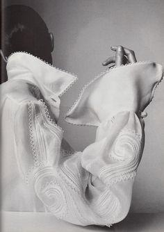 Irving Penn / Vogue US September 1993.