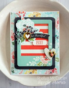 "Papered Cottage by Shellye McDaniel: Cards With ""I Am"""