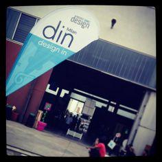 Opening day #din2014 #fuorisalone2014 #milandesignweek  #lambrate365 #milan #design