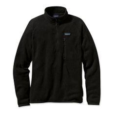 Patagonia Men's Better Sweater 1/4-Zip Fleece Pullover
