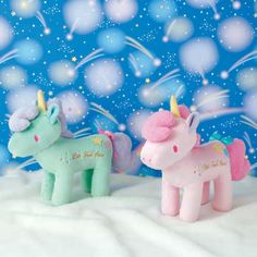 【2014.01】【Unicorn】Plush Doll (Manufacturer: FuRyu) ★Little Twin Stars★