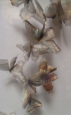 Michelle McKinney 'Flight Study - Butterflies' via bilsandrye. Click on the image to see more!