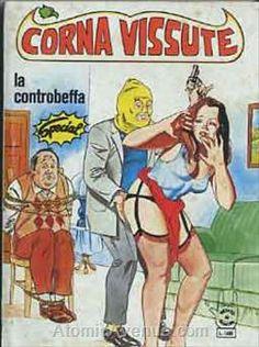 Corna Vissute Special #11 from Ediperiodici