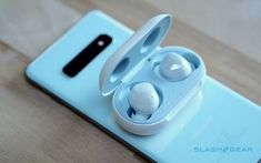 Samsung's Galaxy Buds have features Apple needs to copy Android Phone Cases, Cute Phone Cases, Wireless Earbuds, Bluetooth, Headphones, Leather Notepad, Mobile Phone Price, Mobile Phones, Samsung Galaxy Phones