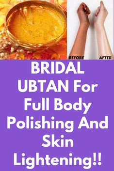 BRIDAL UBTAN For Full Body Polishing And Skin Lightening! This homemade face pack will give you fair, bright and glowing skin. It also helps in removing excess Homemade Face Pack, Homemade Skin Care, Diy Skin Care, Homemade Facial Mask, Homemade Beauty, Beauty Care, Beauty Skin, Aloe Vera, Body Polish