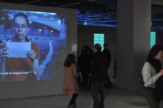 """Exhibition """"RE:MADE"""" during the Rencontres Internationales Paris/Berlin/Madrid in Paris at the Centre Pompidou, November 26th - December 4th 2010."""