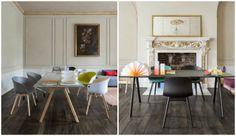 La Bici Azul. 05/03/2014. About a chair AAC22 y 23, la silla del momento A pesar de su nombre robótico, About a chair  AAC 22 y 23, es la silla mas deseada del momento y el estilo escandinavo ha sido el primero en hacerse eco. Será por su diseño sencillo y funcional o por la variedad de colores y combinaciones, pero no podemos negar que sus formas atraen. En España las podemos encontrar en Ottoyanna. #HAY #aboutAChair