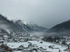 Muntanya i neu
