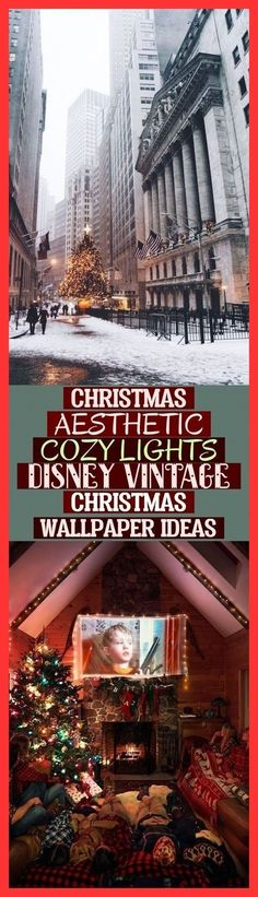More Than 15 Christmas Aesthetic - Cozy Lights Disney Vintage Christmas Wallpap. More Than 15 Christmas Aesthetic – Cozy Lights Disney Vintage Christmas Wallpaper Ideas !