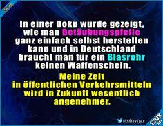 *pfft* Stille :P #Blasrohr #Deutschland #nurSpaß #Humor #lachen #lustig