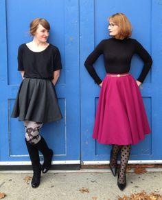 Circle Skirts by Katy & Laney   Project   Sewing / Skirts   Kollabora