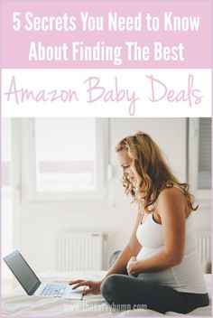 Here are 5 secrets that will save you tons of money on baby stuff! Kids And Parenting, Parenting Hacks, Best Amazon Deals, Fun Activities For Toddlers, Amazon Baby, Baby Necessities, Everything Baby, Mom And Baby, Baby Baby