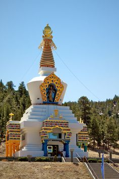 The Great Stupa of Dharmakaya