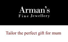 For more information, head to: http://www.armansfinejewellery.com/mathcing-the-gift-with-mum-this-mothers-day