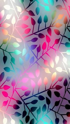 Neon/Bright/colourful ~wallpaper