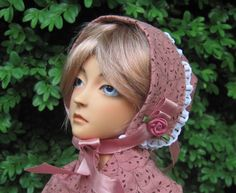 Same bonnet worn by Impldoll Tdelia How to