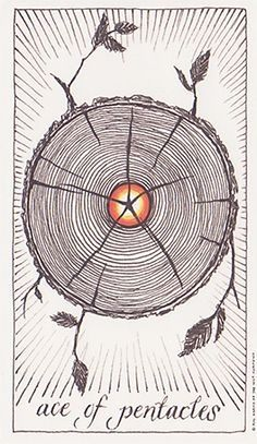 Ace of Pentacles