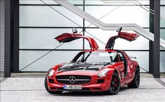 Mercedes-Benz has unveiled the 2014 SLS AMG GT Final Edition, an impressive era coming to an end in exclusive style, at the Los Angeles Auto Show........