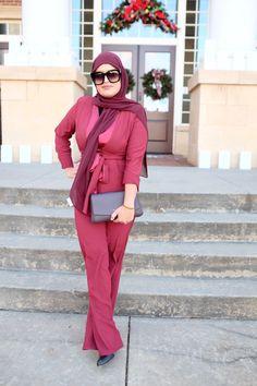 Petite jumpsuit Petite Jumpsuit, Hijab Fashion