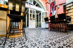 TsourlakisTiles - Δεν είναι κάτι νέο... απλά μοναδικό Tile Projects, Handmade Tiles, Cement Tiles, Club