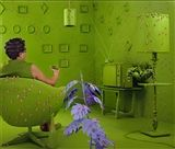 Sandy Skoglund - Germs are Everywhere, 1984,... on MutualArt.com