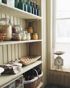 Kitchen Corner, Kitchen Cart, Kitchen Dining, Kitchen Organization, Kitchen Storage, New Farm, Simple House, Simple Living, Interior Design Kitchen