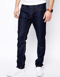 Diesel Jeans Tepphar 69H Skinny Fit Raw