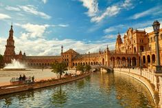 [New] The 10 Best Travel Ideas Today (with Pictures) - Kayak and sightseeing in Sevilla. Get on board a kayak and discover the city from a different perspective. Voyager Seul, Voyager Loin, Lonely Planet, Best Cities In Europe, Destinations, Santa Ana, Seville Spain, Andalusia Spain, Excursion