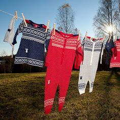 Nordic garments by Ugly Children's Clothing