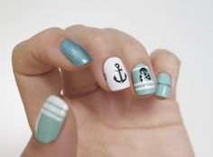 tuto nail art facile
