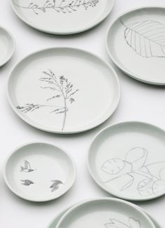 Maartje van den Noort & Elke van den Berg - 90 plates, drawn by hand