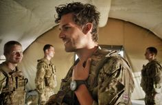 Ben Aldridge as Captain James  Our Girl