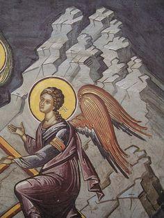 Apocalypse, Saints, Greek, Painting, Art, Medicine, Art Background, Painting Art, Kunst