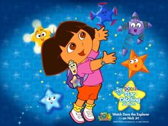 Missing Dora The Explorer on Netflix? She's hanging with Amazon now. (Image credit: Nick Jr.)