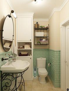 Как зонировать единственную комнату на спальню и гостиную - в 3 проектах однокомнатных квартир с отдельной кухней. Разные решения, расстановка мебели и стили.