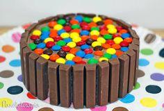 """Bolo KitKat"" com Sorvete ... T.U.D.O.!!! by Panelaterapia"