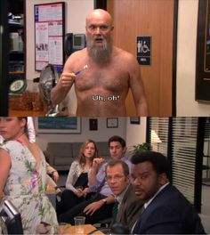 "26 Times Creed Bratton Was The Best Character On ""The Office"""