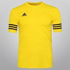 Camisa Adidas Entrada 14 Masculina - Compre Agora bdc5a72eff27c