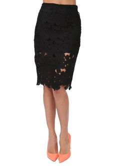 'Holly' Lace skirt - get it on www.aftertherobes.dk