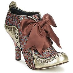 Irregular Choice ABIGAILS PARTY GOLD / Multicoloured