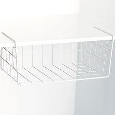 Howards Storage World Undershelf Basket