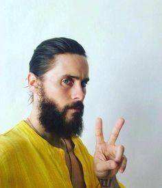 Jared Leto yellow