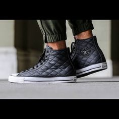 on sale b5555 1ab61 Unisex Converse Quilted High Top. Poshmark99 · Products · Nike Air CB 34 ...