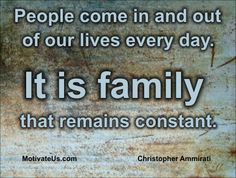 Family is what is important #quote #love