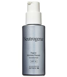 """$22 BUY NOW Trumping the competition, Neutrogena Rapid Wrinkle Repair Moisturizer SPF 30 was a hit with our consumer testers, who reported that it improved skin tone, softened fine lines, and firmed skin. The rave reviews: """"Hands down the best wrinkle cream I have tried so far."""" """"I like that my skin looks brighter and feels firmer."""" """"Until I tried this cream, I was doubtful that day creams actually worked as advertised. My skin looks younger — it's firmer and has less visible wrinkles."""" Lab…"""