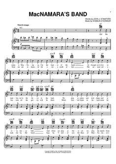 my wild irish rose piano pdf