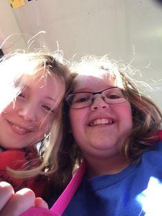 Chloe and me