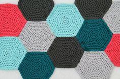 Bambula: hexagon crochet patterns